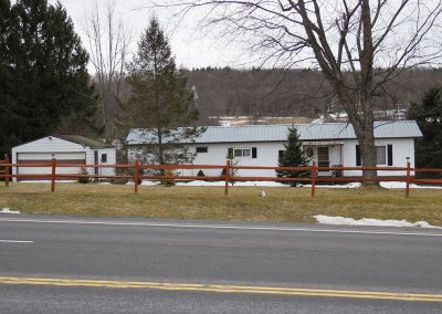 Manufactured Home with One Acre Located in Norwich, NY